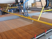MEMBRANE PRESS (VACUUM) FOR CLT AND SIP PANEL
